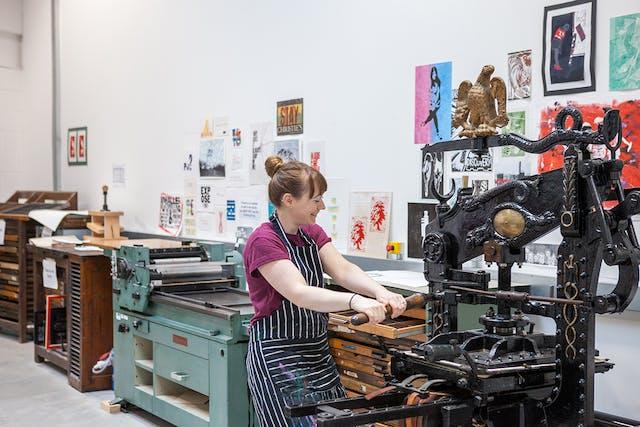 MA Printmaking 1