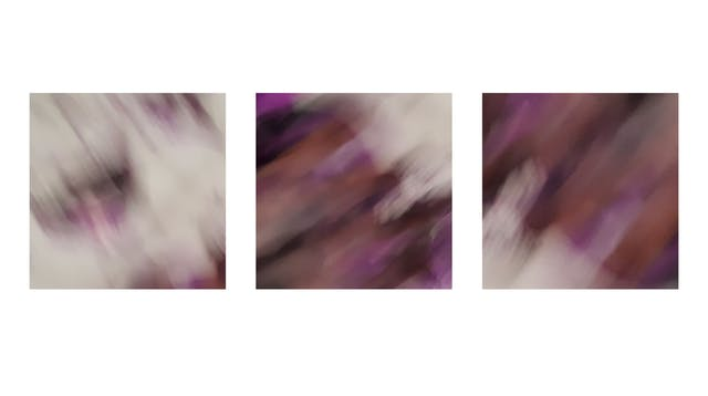 Ally Morris Triptych 1 PDP