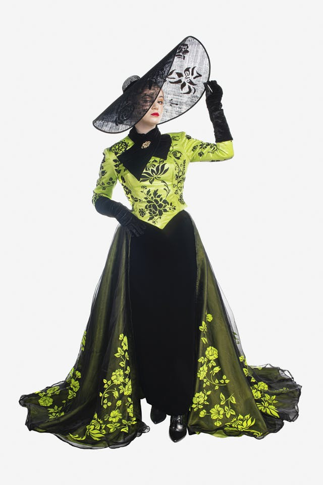 Kiera Bracken Stepmother Costume Production 4