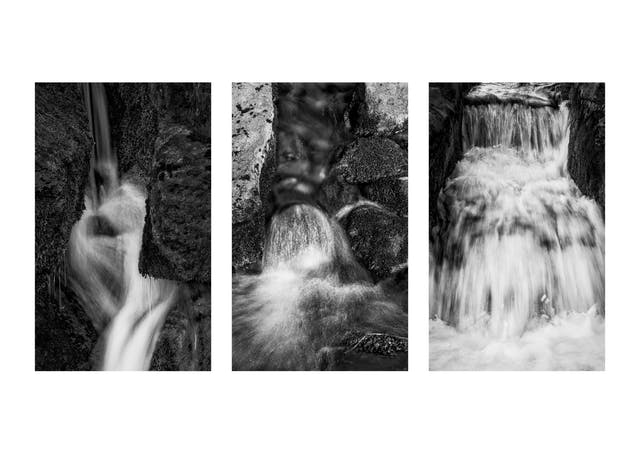 Mike Roberts triptych photo