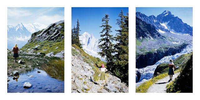 Sam Lyne MDB Triptych