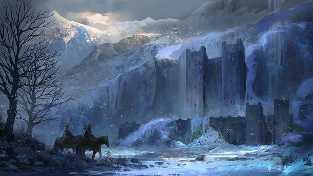 Fantasy Landscapes by Will Roberts