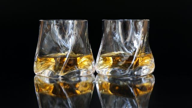 Vortex Whiskey Tumblers