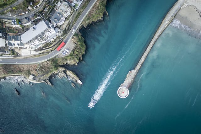 Striking aerial photography by Tim Gundry