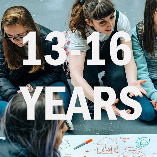 Young Arts 13 16 years 1