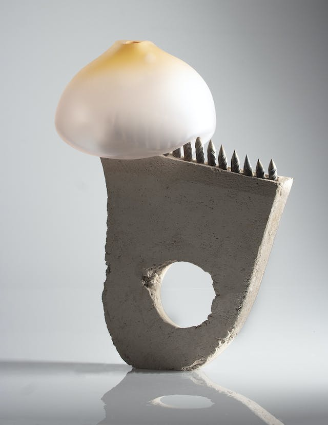 Work by Jason Mcanuff BA Hons Ceramics and Glass at Plymouth College of Art class of 2021