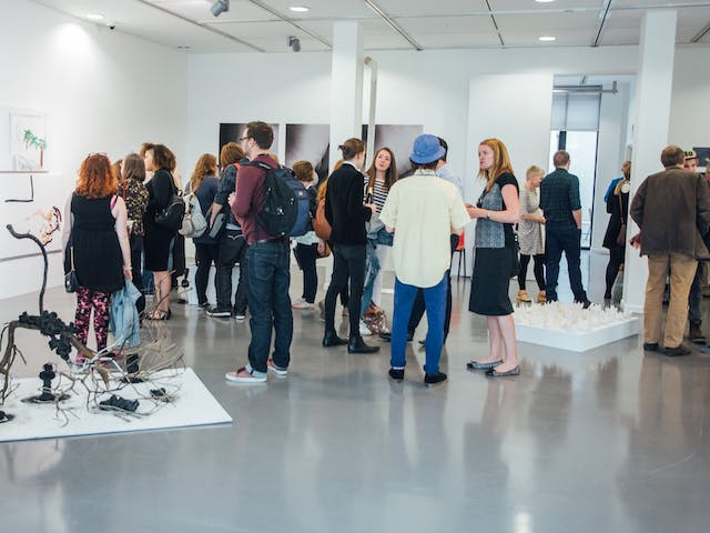 Foundation Diploma in Art and Design students exhibit in Plymouth College of Arts annual Degree Show