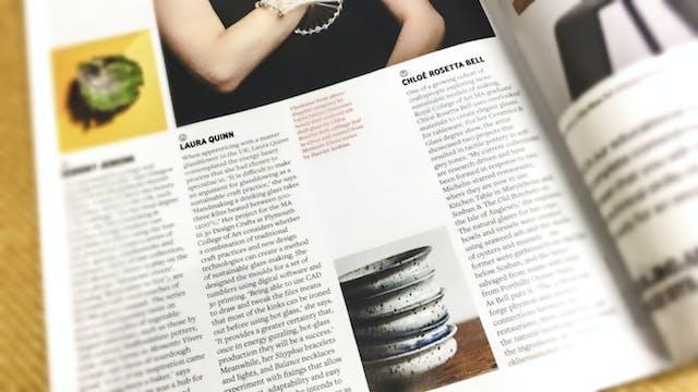 Lauraand Chloe Crafts Mag Sep2019 1