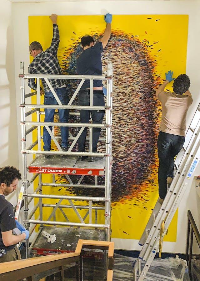 Nicola Bealing Installation