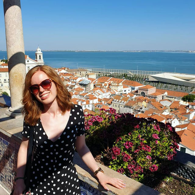Liliana Portrait Lisbon Portugal