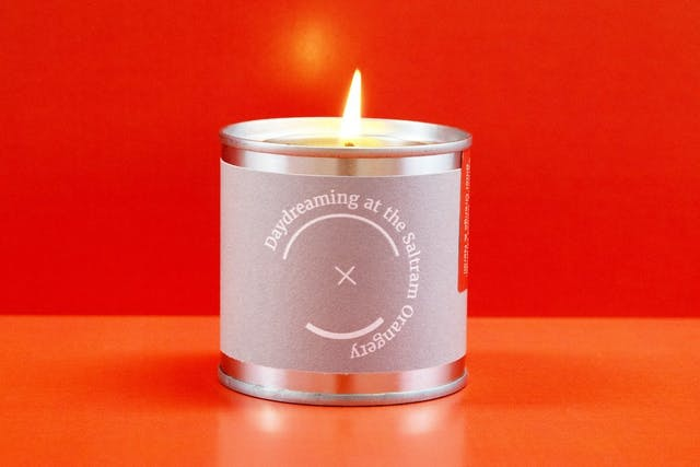 Mckinley and Paget Saltram Orangery candle