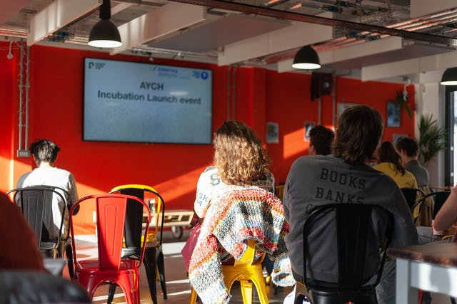 AYCH Incubation Launch Event January 2020