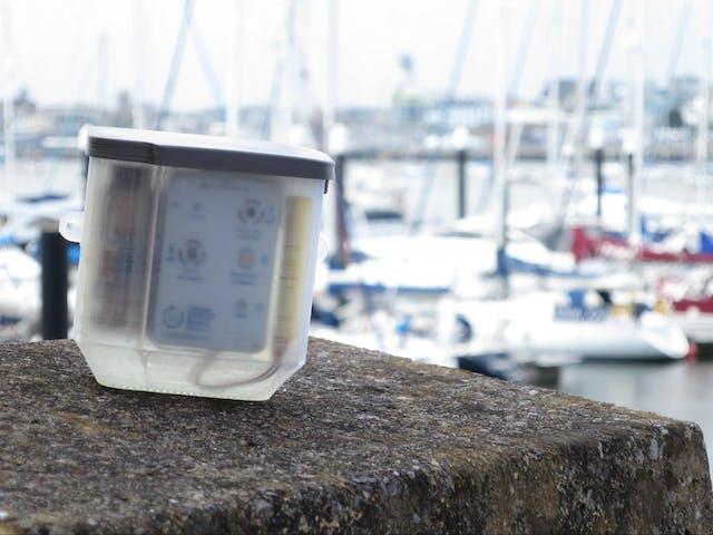 Smart Citizen Kit sensor created by Gareth Evans Photo credit Gareth Evans