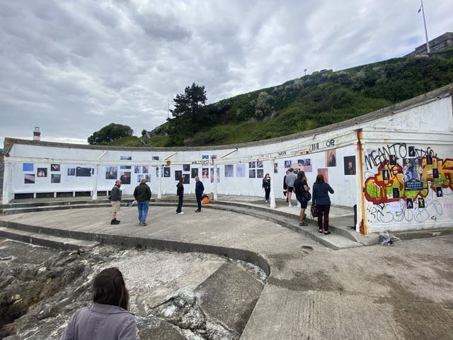 Uo P graduate work on Plymouth waterfront IGNITE 2021