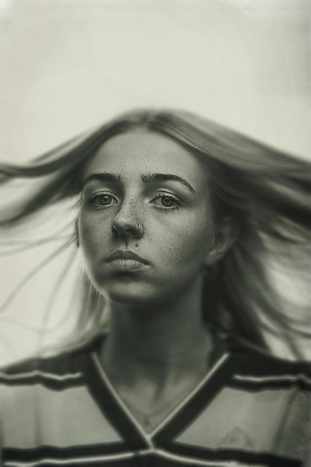Extended Diploma Photography Plymouth College of Art portrait Nicolas Gruzdev