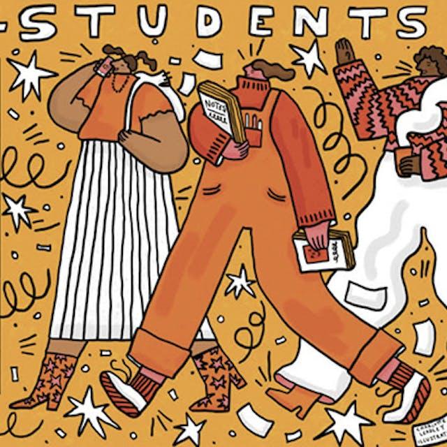 C Leadley Students Union Mural WEB