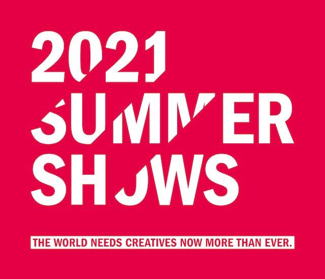 Summer Shows website graphic