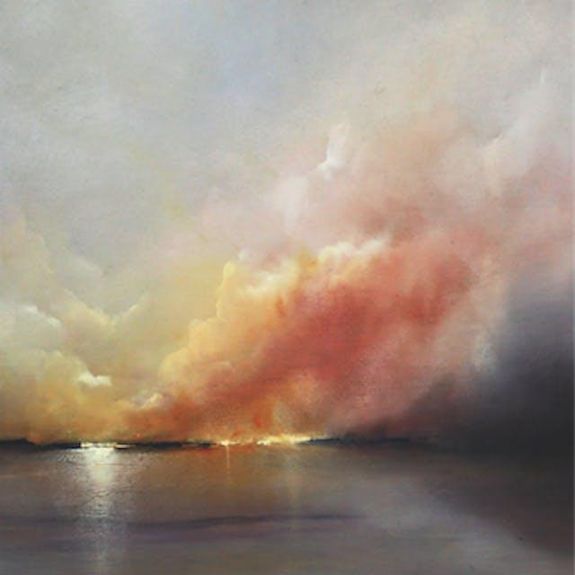 Julie Ellis Painting