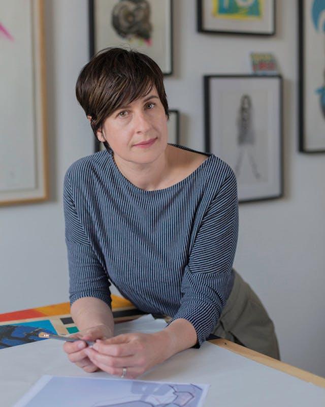 Sue lewry printmaker
